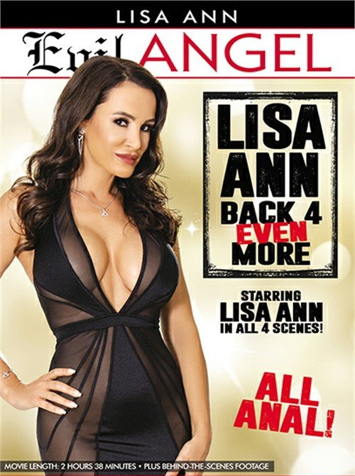 Lisa Ann: Back 4 Even More SD 480p