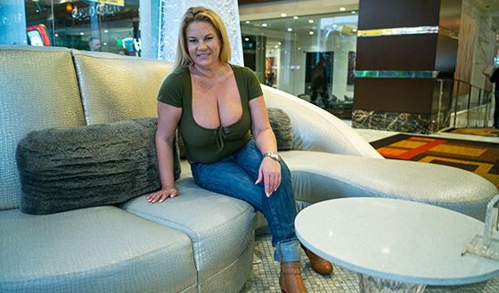 Abigail - Thick big natural tits blonde MILF (MomPov) [SD 480p]