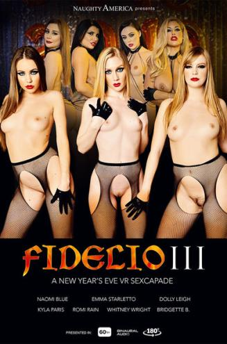 Bridgette B., Dolly Leigh, Romi Rain, Whitney Wright, Emma Starletto, Kayla Paris, Naomi Blue - Fidelio 3 (03.01.2019/NaughtyAmericaVR.com/3D/VR/UltraHD 2K/2048p)