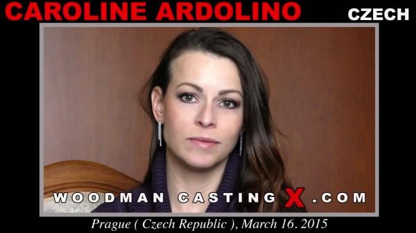 Caroline Ardolino aka Caroline Adrolino - Casting X 171 Updated [WoodmanCastingX] (SD|MP4|955 MB|2019)
