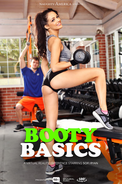 Sofi Ryan - Booty Basics (NaughtyAmericaVR) [FullHD 1080p]