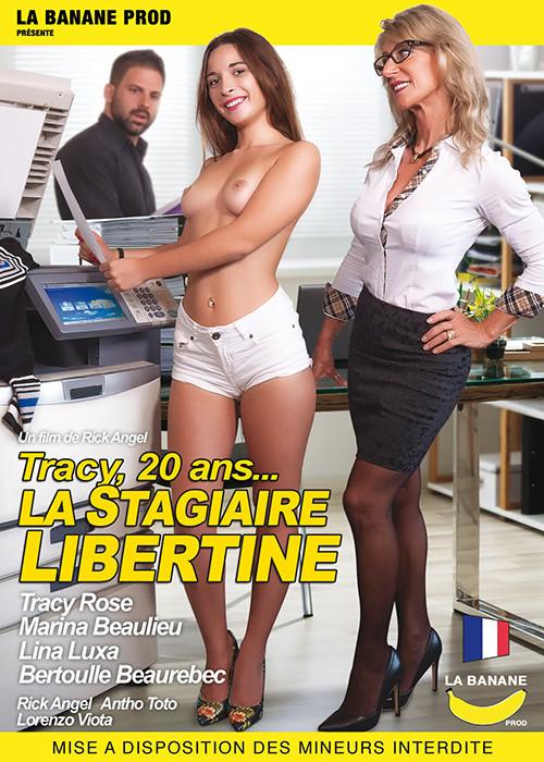 Tracy 20 Ans, La Stagiaire Libertine (HD/1.33 GB)