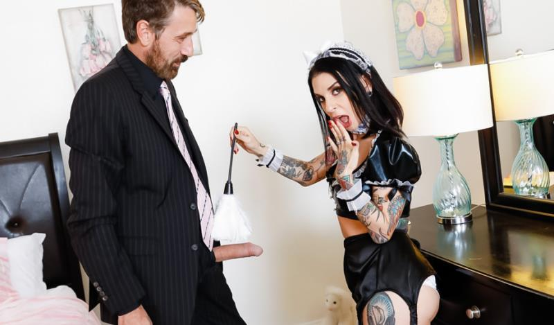 BurningAngel: (Joanna Angel) - French Anal MILF Maids [FullHD / 1.09 GB]