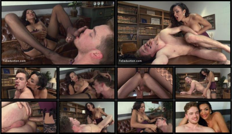 Kink: Yasmin Lee and Lucas Knight Devastatingly Gorgeous Secretary Punishes Sexist Boss Pig! [HD 720p]