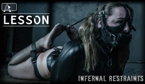 Sasha - A Lesson (25.01.2019/Infernalrestraints.com/SD/480p)