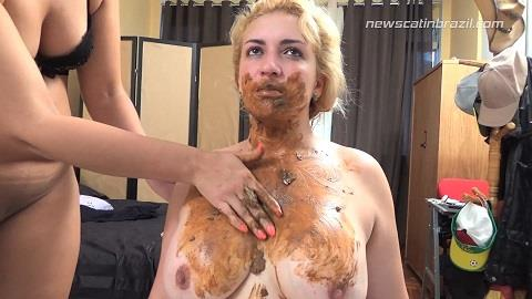 Milly, Nanda Bueno - My dome's delicious scat (FullHD 1080p)