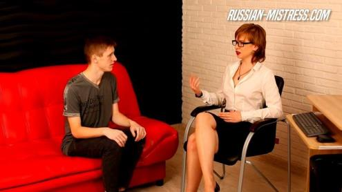 Sandy Fox - Russian Domination (25.01.2019/RUSSIAN-MISTRESS.COM/FullHD/1080p)