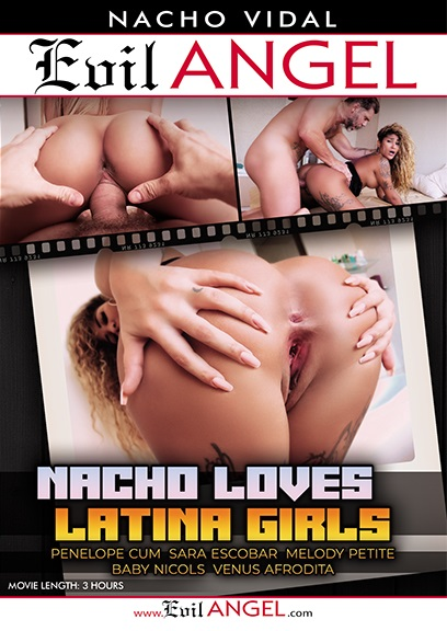 Nacho Loves Latina Girls (SD) - 2019
