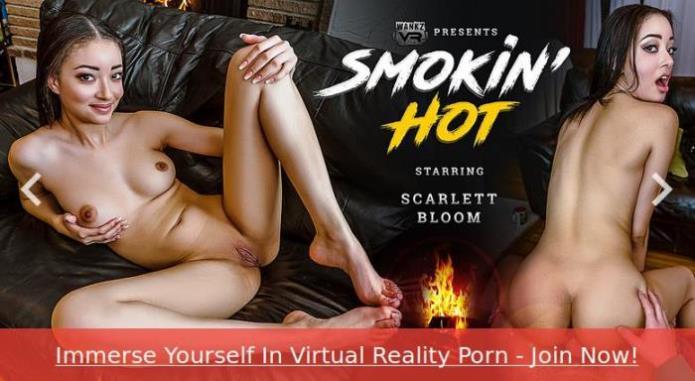 Smokin' Hot / Scarlett Bloom / 17-01-2019 [3D/UltraHD 2K/1600p/MP4/5.39 GB] by XnotX