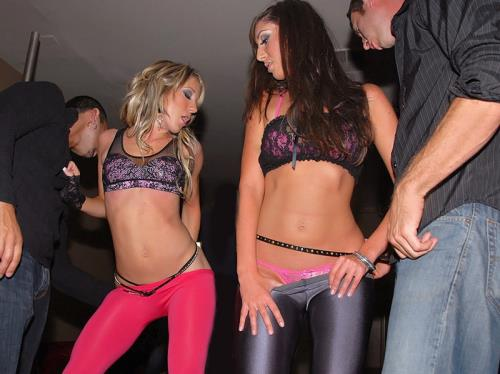 Angelica Saige, Amy Brooke - After Hours Grind (SD)