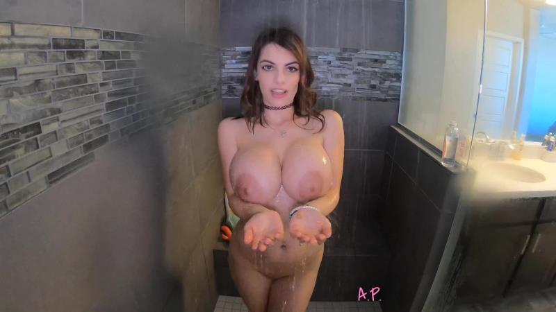 MissAlexaPearl: Shower With Me And My Pussy (FullHD / 1920p / 2019) [Manyvids]