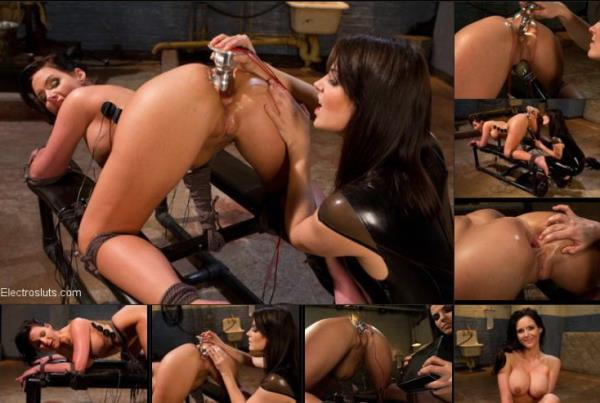 Bobbi Starr and Phoenix Marie - Electo Ass Stretching [HD 720p] 2019