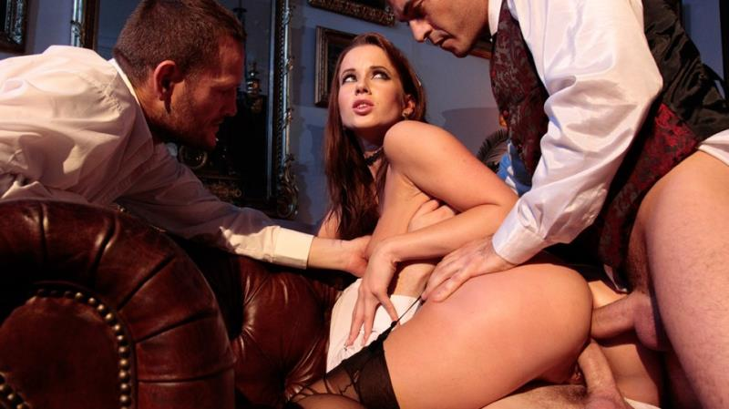 Cindy Dollar - CINDY DOLLAR, THE MAID GIVEN UP TO 3 MEN [Dorcel] 2019