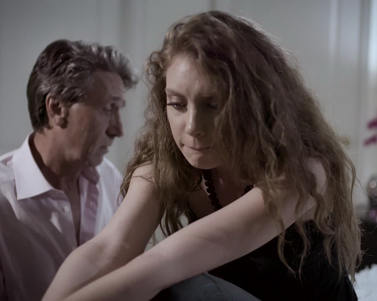 Sarah Vandella, Elena Koshka: The Daughter Disaster p2 (FullHD / 1080p / 2019) [Clips4Sale]