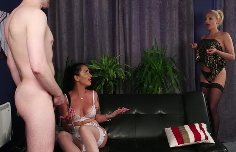 [Clips4Sale] - Diverse Stacey, Ella Bella, Katie Olsen - Our Old Routine (2019 / FullHD 1080p)