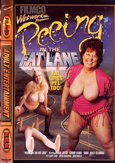 FilmCoProductions: Peeing In The Fat Lane - Kelly Kleevage, Sara, Ginni Lewis, Jennie Joyce, Chavon [2018] (SD 480p)
