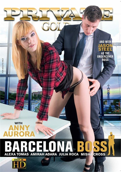 Private Gold 198: Barcelona Boss (2018/SD/540p/3.01 GB)