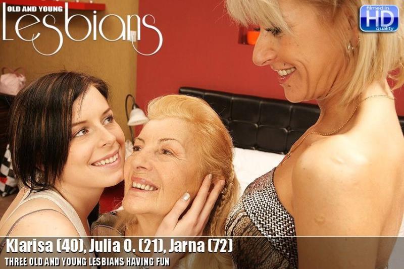 [Mature] Klarisa,Julia O.,Jarna - lesbian-alex276 (HD/2019/869 MB)
