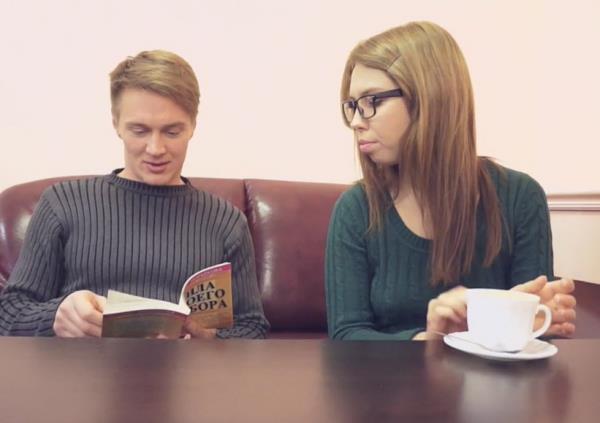 Rachel - She Loves Books and Sex [HD 720p] 2019