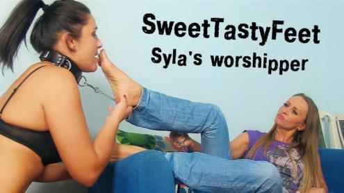 Syla - Syla's worshipper (30.01.2019/Clips4sale.com/FullHD/1080p)