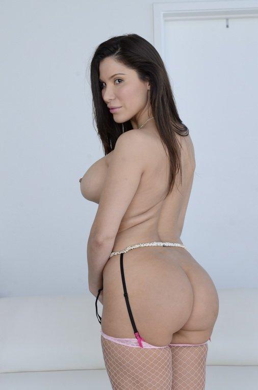 Aleksa Nicole - Aleksa Nicole Gets Her Big Latina Ass Fucked [FullHD 1080p] 2019