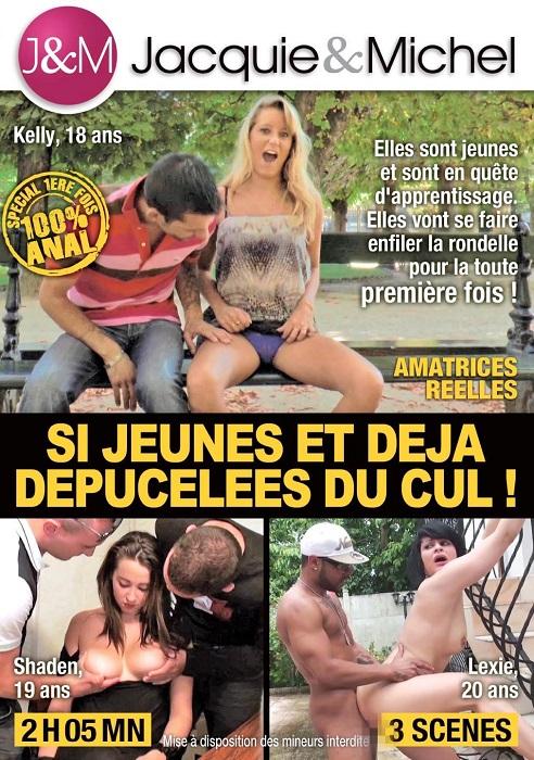 Si Jeunes et Deja Depucelees du Cul (2019/SD/480p/1.84 GB)