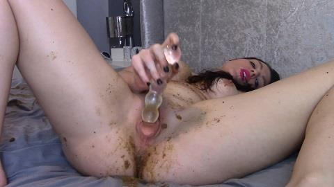 Evamarie88 - Such A Kinky Scat Slut [FullHD, 1080p] [ScatShop.com]