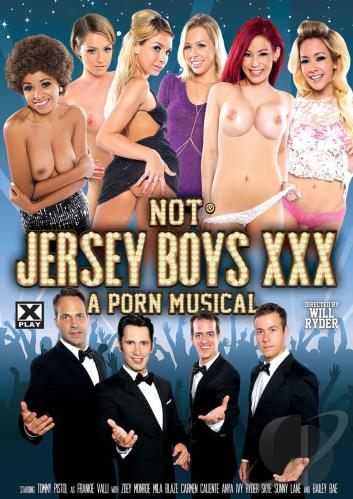 Not Jersey Boys XXX: A Porn Musical (SD/1.19 GB)