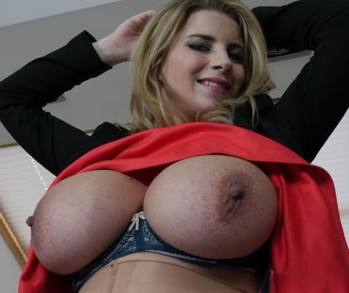 Katerina Hartlova - Pregnant Secretary in Pantyhose (2.04 GB)