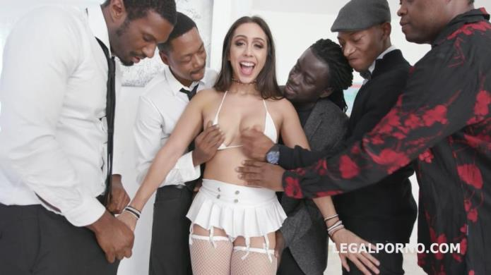 Waka Waka Blacks are Coming, Lilly Hall gets 5 BBC, balls deep anal, DP, DAP, Gapes, Creampie & Swallow GIO771 / Lilly Hall, Yves Morgan, Dylan Brown, Freddy Gong, Mr. Longwood / 16-01-2019 [HD/720p/MP4/1.57 GB] by XnotX