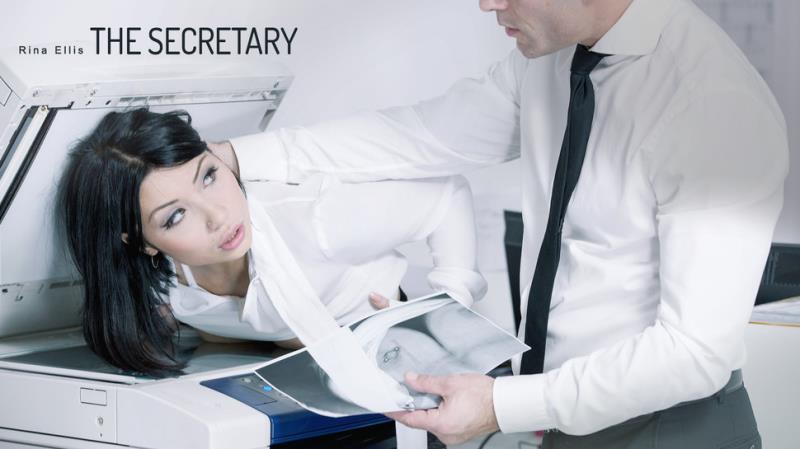 Babes: The Secretary - Rina Ellis [2018] (SD 480p)