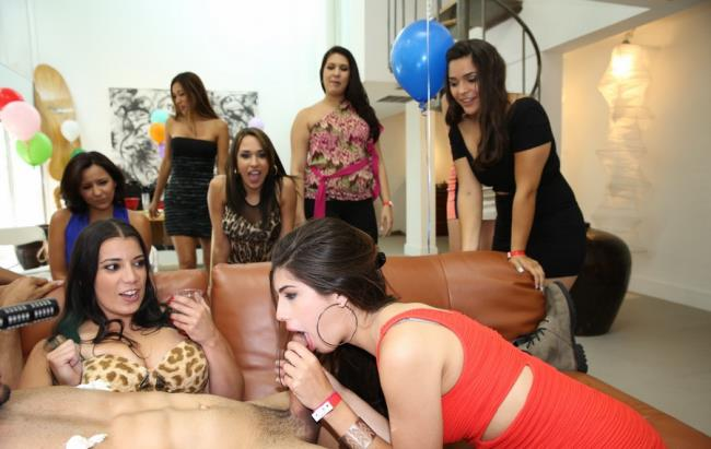 DancingBear.com - Party- Surprise Cock Party For Horny Ladies! [2019 HD] (B ...