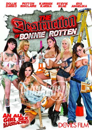 The Destruction of Bonnie Rotten (SD/1.28 GB)