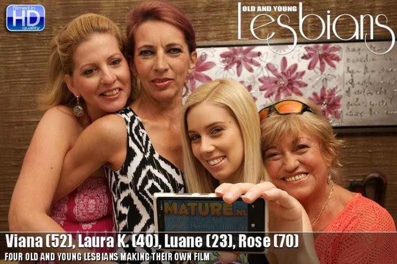 Viana,Laura K.,Luane,Rose: SMM-Alex38 (HD / 720p / 2019) [Mature]