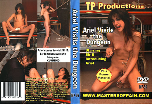 Ariel, Sir B - Ariel Visits the Dungeon [TPProductions] (SD|WMV|1.23 GB|2019)