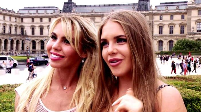 Alessandra, Lana - Danseuse etoile! (FullHD 1080p) - JacquieEtMichelTV - [2019]