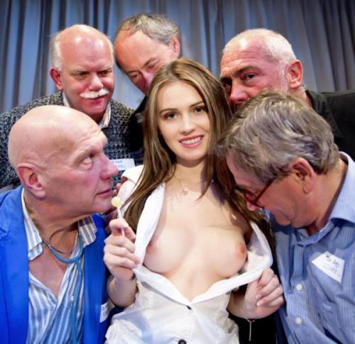 Lucianna Karel - Annual Gang Bang Summit (FullHD)