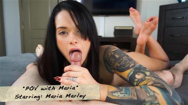 Clips4Sale: Maria Marley - POV with Maria (FullHD) - 2019
