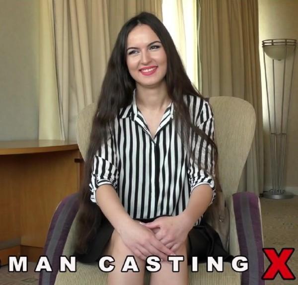 Monica Brown - XXXX - My first time with 3 men [WoodmanCastingX] 2019