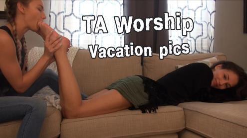 Naomi Swann, Ari Parker - Vacation pics (30.01.2019/TAWorship.com/FullHD/1080p)