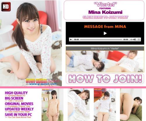 Mina Koizumi - Viertel (HD)