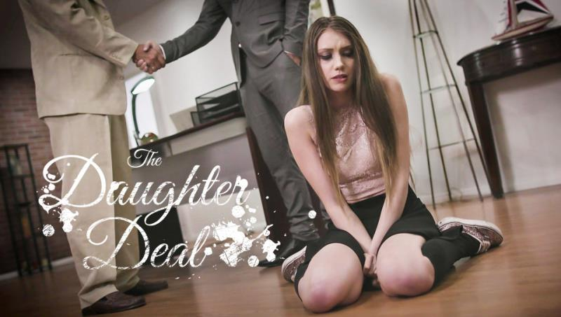 Elena Koshka - The Daughter Deal (PureTaboo) [FullHD 1080p]