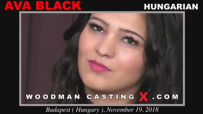 Casting X 204 * Updated * / Ava Black / 19-01-2019 [SD/540p/MP4/1.17 GB] by XnotX