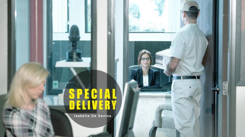 Isabella De Santos: Special Delivery (HD / 720p / 2019) [Babes]