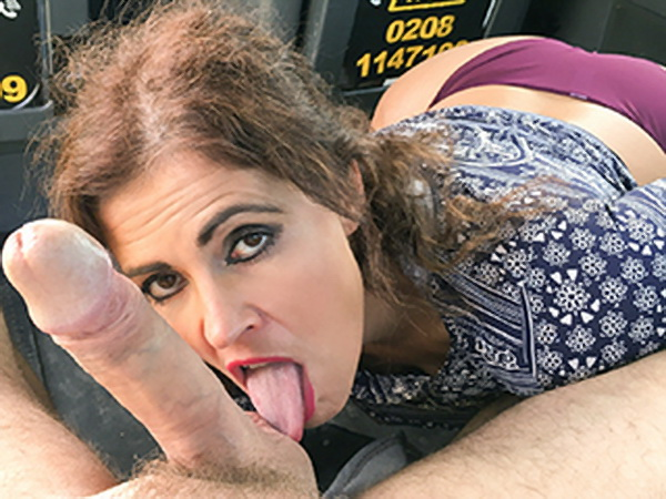 Montse Swinger - Big sexy Spanish ass bounces in cab  (SD 480p) - FakeTaxi - [2019]