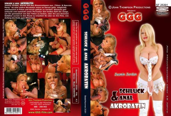 GGG: Jasmin Jordan - Schluck Anal Akrobatin (SD) - 2019