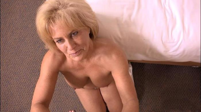Candy - 49 year old hot natural body FBSM Cougar (HD 720p) - MomPov - [2019]