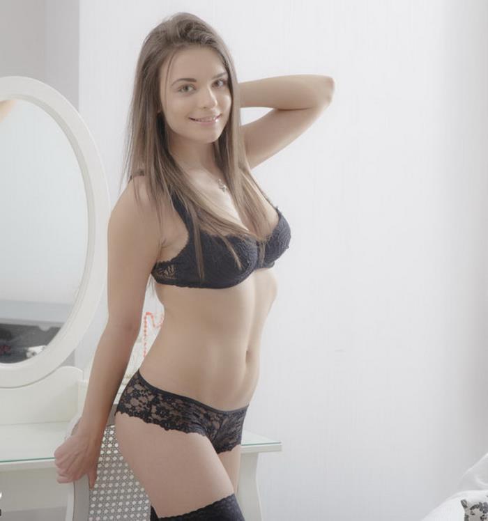Latoya - Doing What Cums Naturally [SD 480p]