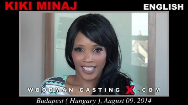 Casting - Kiki Minaj [WoodmanCastingX] (SD 540p)