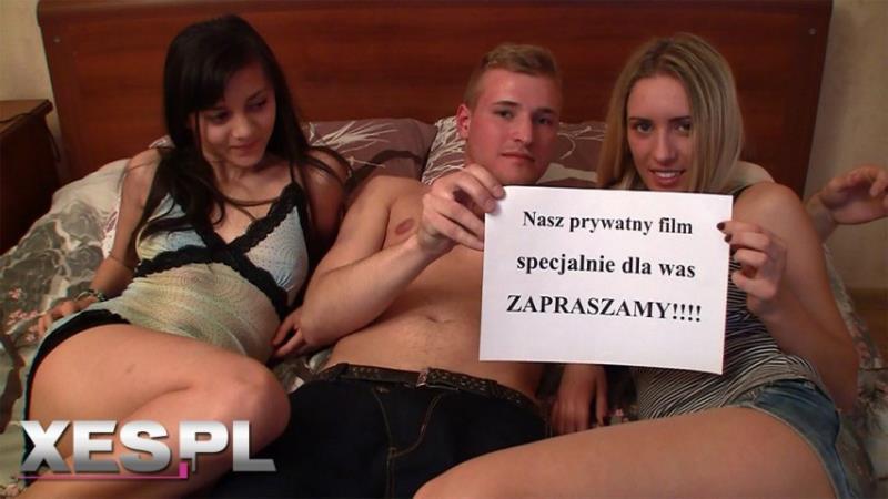 Sara, Martyna - Sara, Martyna i ich kolega (Xes) [HD 720p]